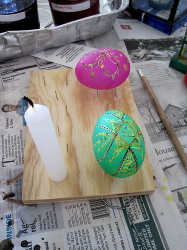 Egg Two Gets Its Second Dye Job