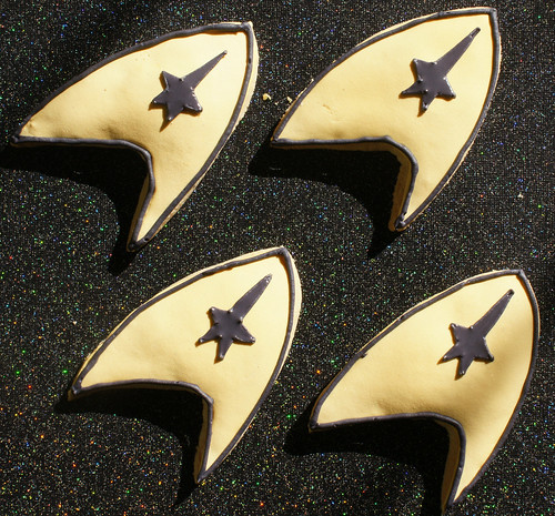 Star Trek! by Little Lulus Confections