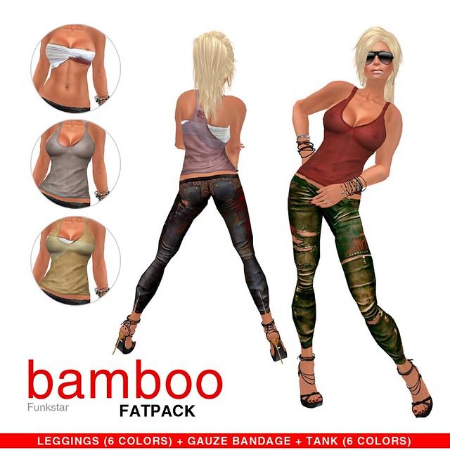 Funkstar bamboo