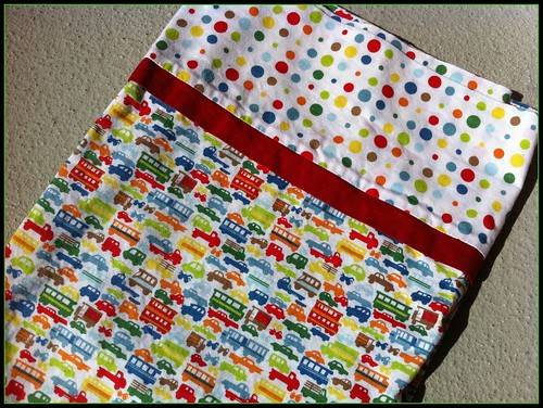 Car pillowcase for M