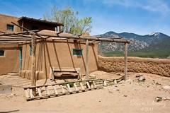 TaosPueblo-7208 (Dave Stabley) Tags: newmexico indian pueblo tribal adobe taos nm tribe bluelake ancestral taospueblo indianvillage tiwa adoberuins feastofsangeronimo oooonah