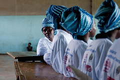 World Malaria Day: Malaria Control Agents (Christian Aid Images) Tags: poverty community women health impact nets disease malaria worldmalariaday