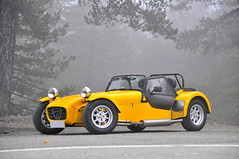 King of the Hill (Ben O'Bro) Tags: nikon cyprus 7 super seven sprint caterham 1700 troodos d300 chypre worldcars