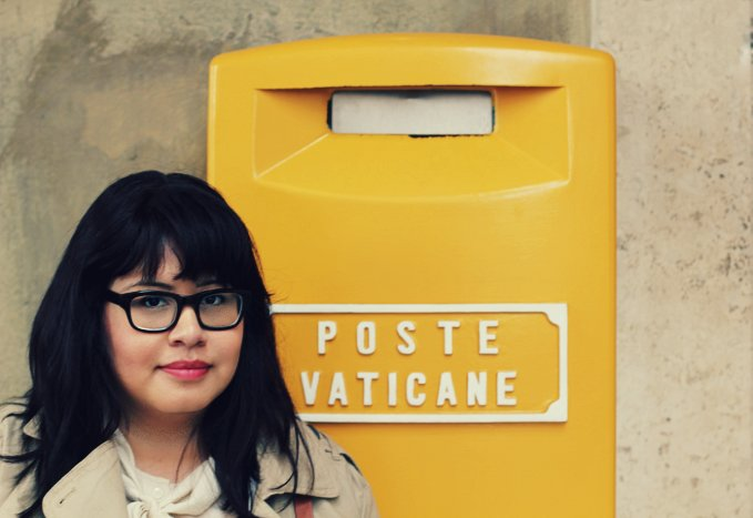 Vatican Post Office