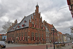 Doesburg City Hall (tokek belanda (very busy)) Tags: holland netherlands architecture nederland historical doesburg stadhuis gemeentehuis gelderland raadhuis architektuur