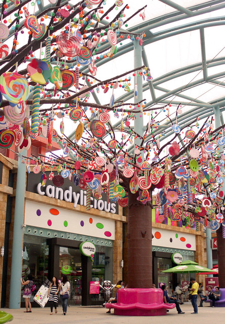 Want to feel like a kid in a candy shop?