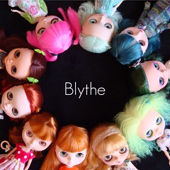 Blythe Color Wheel