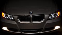 LED Angel Eyes (mkrepp) Tags: 3 angel silver eyes stock headlights 330 led german pre bmw halogen series titanium 330i halos aftermarket e90 lci tiag