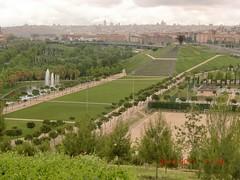 PARQUE LINEAL DEL MANZANARES 1 (teresopi) Tags: parque del la caja desde manzanares magica lineal