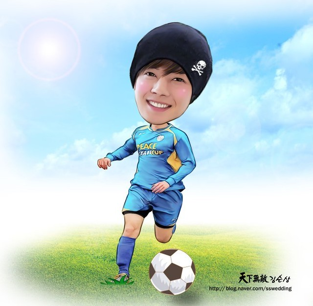 Kim Hyun Joong's Portrait