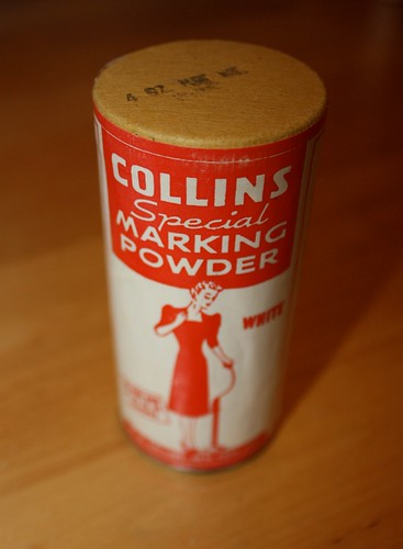 Collins special marking powder