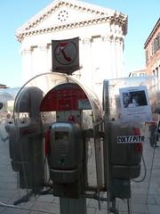 Venise (ITALIE) - 2011 (COLT / PITR) Tags: street streetart graffiti team sticker italia tag stickers tags crew stick 24 graff venise colt italie autocollant colter pitre stikers stiker stik demark dmk knx pitr autocollants trepi adhsifs coltar