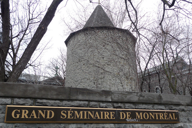 Copyright Photo: Grand Seminaire de Montreal by Montreal Photo Daily