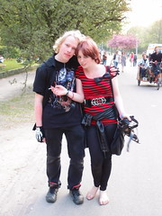 body language 4 (sindala) Tags: amsterdam emo streetphotography bodylanguage vondelpark xz1