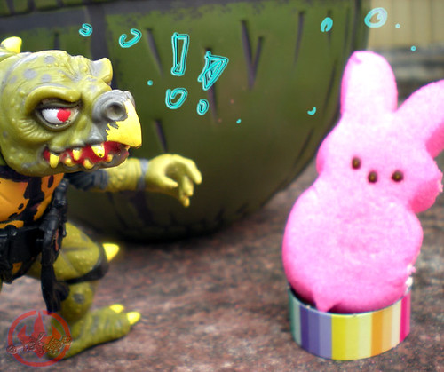 It's the Easter tOKKA, Charlie Brown i