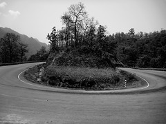 THE road, Thailande (Alexis Gravel) Tags: road trip thailand loop son hong mae chiangmai pai minsk thailande