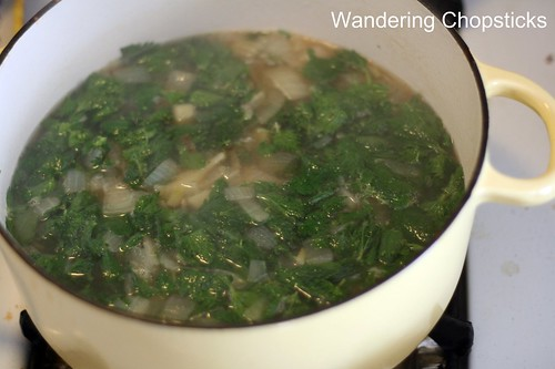 Stinging Nettle Soup 10