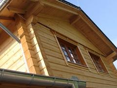 Blockhaus-Schwimmhalle