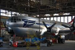 KC-97 N117GA (707-348C) Tags: usa newyork strat tanker floydbennettfield 2011 kc97 201101 n117ga 15032011 stratcruiser