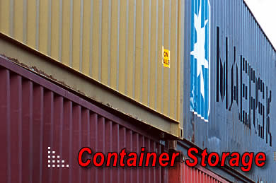 cargo Storage Facilities