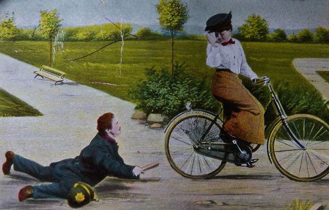 Bicycle Postcard 03