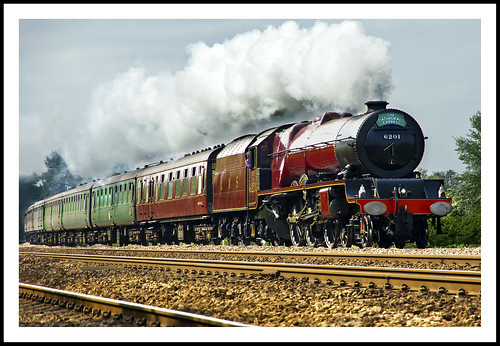 """Princess Elizabeth """"The Cathedrals Express"""" by Fazer44"""