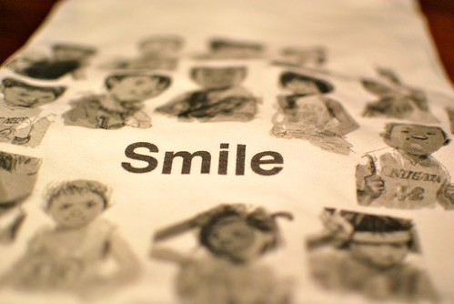 Smile Tee by Takehiko Inoue v2