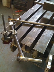 My jig (jimn) Tags: jig fixture framebuilding