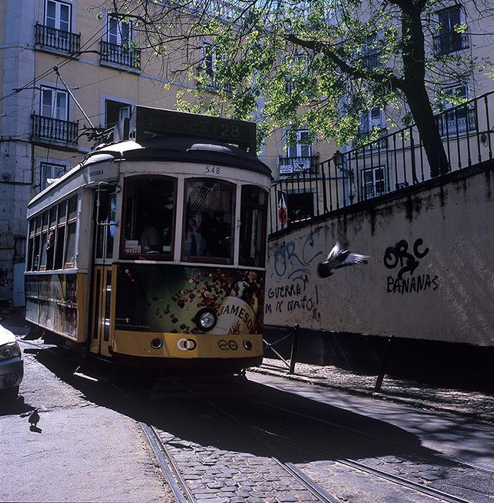 Tram 28 / Трамвай 28