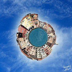 Venice polar panorama (noeky1980) Tags: world venice panorama photoshop canon photography fotografie little 360 mini tiny planet polar dslr wereld venetie 360 nuray wereldbol spiegelreflex littleplanet polarpanorama 400d canon400d noeky noeky1980 mygearandme mygearandmepremium mygearandmebronze nuray1980 noeky1980photography