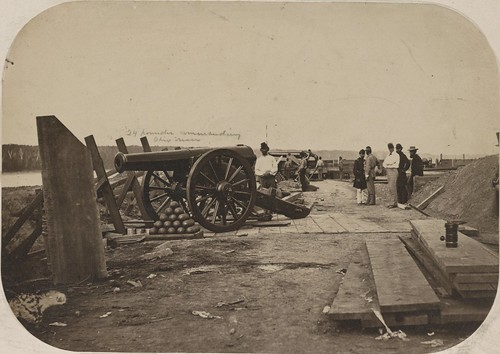 Fort Prentiss (Fort Defiance), Cairo IL, 1861
