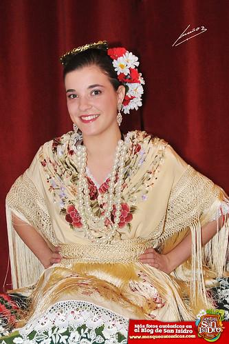 Reina Adulta 2011: Alicia Jiménez Díaz