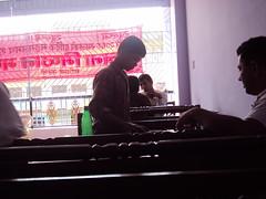 A boy work at restaurant in Tulsipur