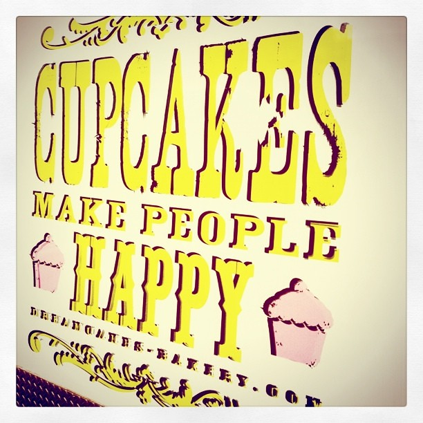 The back of the @dreamcakesbham truck does not lie. Thank you for my #ALsocme yummy!