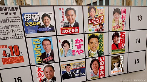 Tokyo Elections