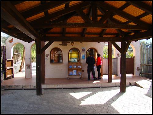 Entrada Parque Temático Oasys (Almería)