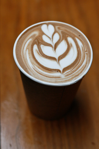 Mocha from Blue Bottle Coffee