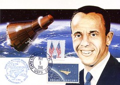 ALAN SHEPARD - FREEDOM 7 / 25 ANS DU VOL