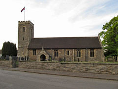 All Saints Syerston : 3581a