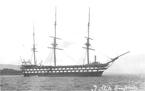Training Ship Cumberland