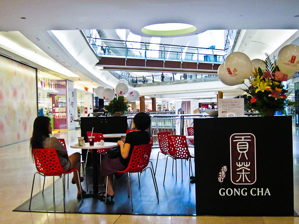 Gong Cha Malaysia, The Gardens Mall