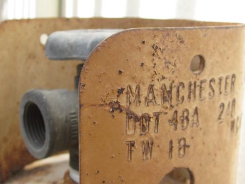 Manchester Gas Valve