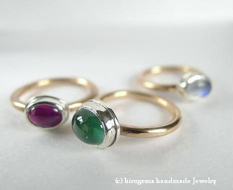 hirogems rings