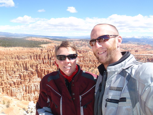 Us at Bryce