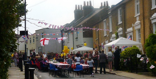 shooters hill street parties