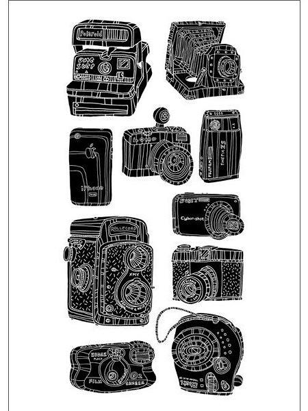 Howkapow   Andrew Joyce   Camera Print