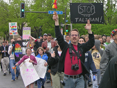 """stop """"our"""" Taliban"""