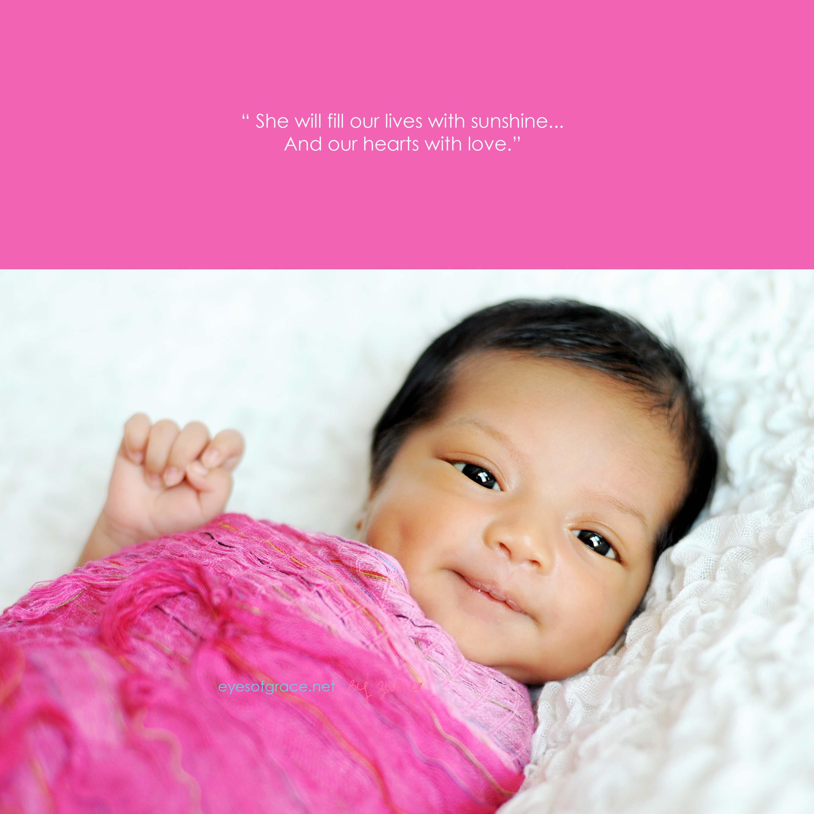 newborn, babies, children and family photography ~ kuala lumpur