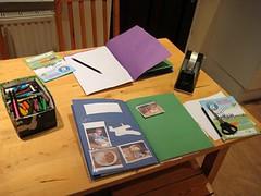 scrapbook ideas for children