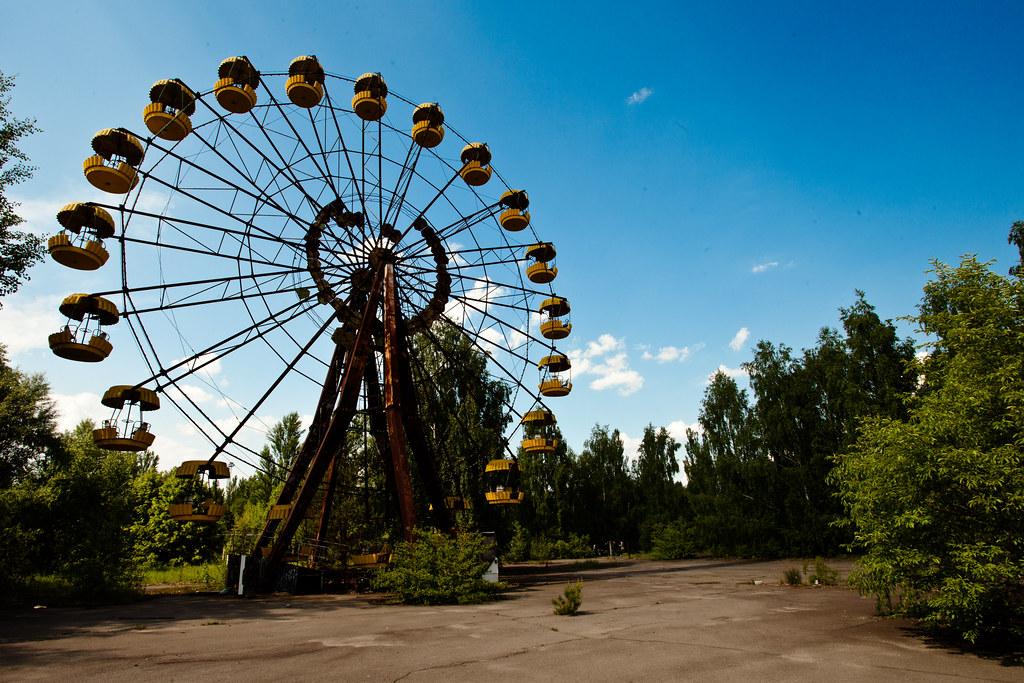 Chernobyl: Ferris wheel